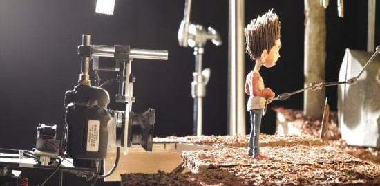 Shooting Paranorman with Canon