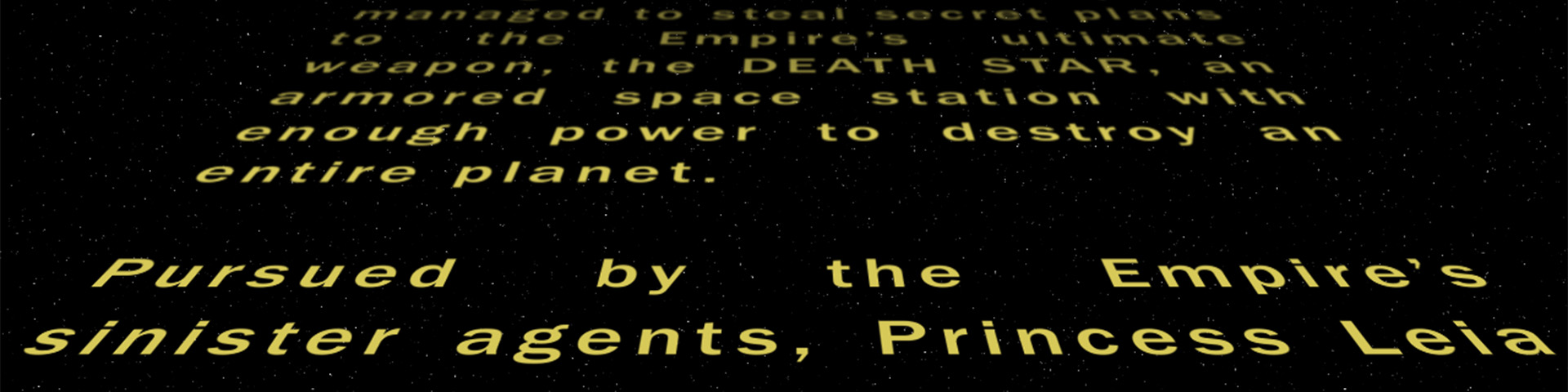 Basic After Effects tutorial: Star Wars opening crawl!