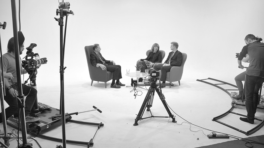 Huntswood Interview Setup