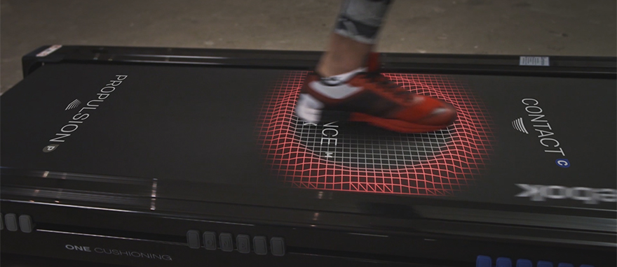 Reebok ONE Series Treadmill